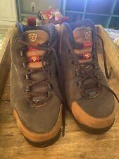 Nike Shox Vince Carter VC3 US Mens Size 8 Brown Suede  Rare LTD 310270 221 00