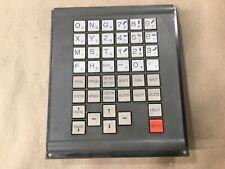 """Fanuc A02B-0120-C121/MA Keypad Unit FS16 9"""" MDI Unit #38F51"""