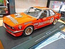BMW 635 CSi Jägermeister Brun Zolder DPM DRM NL 1984 #6 Stuck Minichamps 1:18