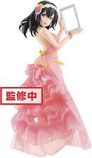 Idolmaster 8 Inch Static Figure Cinderella Girls EXQ - Fumika Sagisawa