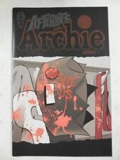 Archie Meets The WALKING DEAD ~ AFTERLIFE with ARCHIE # 4 ZOMBIE Comic VARIANT