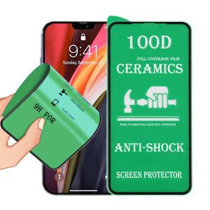 100D Ceramic Screen Protector iPhone 12/12mini/11 Pro/12 Pro Max/11/X/XR/XS Max
