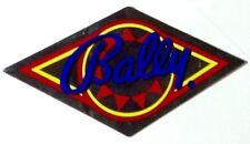 NEW BALLY PINBALL COIN DOOR  STICKER    EVEL KNIEVEL PARAGON
