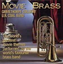 Movie Brass Grimethorpe Colliery UK Coal Band Audio CD