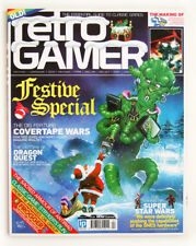 Retro Gamer - Magazin #97 / 2011 . UK - Videospiel Zeitschrift Sammler
