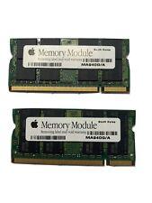 New listing Samsung Laptop Memory 4Gb 2x2Gb 667Mhz Pc2-5300 Ddr2 Notebook Ram 4G 667 5300S 2