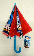 Thomas The Tank Engine & Friends Umbrella All aboard since 1945 Red Blue BNIP