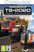 Train Simulator 2020 Key - STEAM - PC Spiel Einzelspieler Digital Code - DE/EU