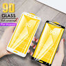 9D Tempered Glass Screen Protector For Huawei P30 Lite Mate 20 Pro Y7 Y9 2019