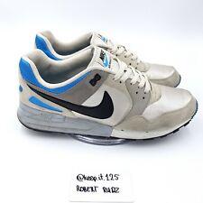 Nike Air Pegasus '89 White Grey Laser Blue 11UK