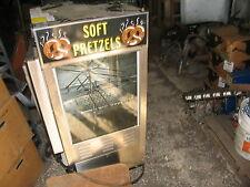 5552Pr Pretzel Oven Warmer Display Combol