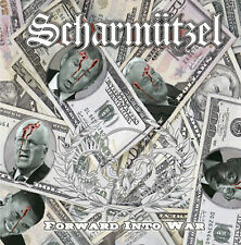 Scharmützel - Forward into war (CD DigiPac) Neu Skinhead Oi Punk Oi! Stomper 98