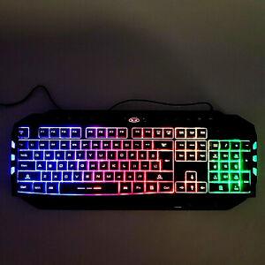 Gaming Keyboard MageGee GK710 Wired Backlight Keyboard