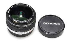 Olympus Auto-Fisheye Zuiko 16mm F2.8