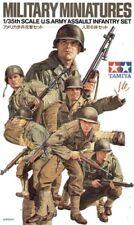 Tamiya 1/35 U.S. Army Infantería De Asalto # 35192