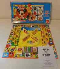 Scatola Vintage Board Game Italiano Anno 1992 Mattel DISNEY CLUB IL GIOCO ITA IT