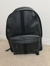 $595 NWT Coach Men's CHARLES Backpack with Baseball Stick F11250