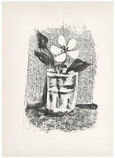 Pablo Picasso original lithograph printed in 1950