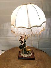 Art Deco Florence Giuseppe Armani Table Lamp Bonny Boy 1997 545/5000 Copodimone