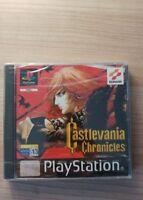 Castlevania Chronicles / Symphony of the night PS1 PSX PS4 NUEVO NEW NOVO NEUF