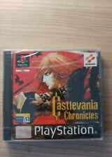 Castlevania Chronicles PAL España muy buen estado Sony PSX PlayStation PSOne PS1
