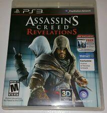 Assassin's Creed Revelations Playstation 3