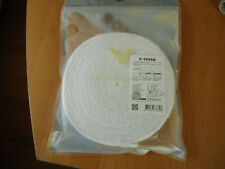One roll of Victor Grip Badminton Towel grips C-1025 parrot white 10000 mm