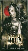 New 78 Malefic Time Tarot Gothic Fantasy Oracle Cards Deck Kit Set By Luis Royo