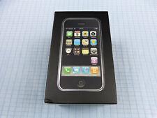 Apple iPhone 1. generación/2g 8gb negro! sin bloqueo SIM embalaje original!! igual IMEI rara vez!