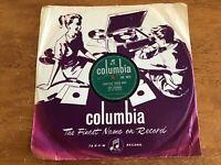 TONY CROMBIE & HIS ROCKETS- SHORTNIN'BREAD ROCK/TEACH YOU TO ROCK(DB.3822) 78 EX