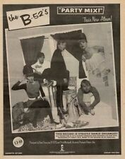 B-52's LP advert 1981