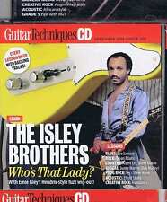 ISLEY BROTHERS / ELLIOTT SMITH CD GUITAR TECHNIQUES 159 2008