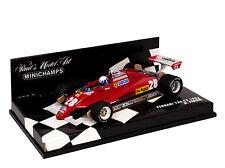 Minichamps Model 1/43 1982 Ferrari 126 C2 #28 Didier Pironi