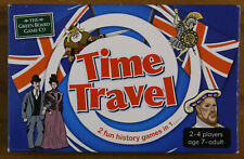 Time Travel Game - The Green Board Game Co. - 2 Fun British History Games