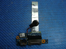 """Asus ZenBook UX32A 13.3"""" Card Reader USB Port Board w/ Cable 60-NYOIO1100-D01"""