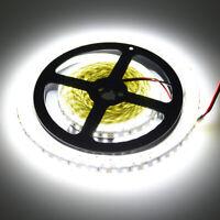 Super Bright Cool White LED Light Strip 5M 2835 SMD 600LEDs Non-Waterproof DC12V