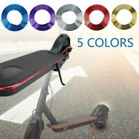 For Xiaomi M365 Scooter Anti-collision Anti-scratch PVC Protection Strip Sports