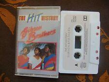 K7 Audio GIBSON BROTHERS - The Hit History : 100.084   Switzerland   (1989)