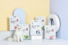New Furrytail Michu Tofu Cat Litter Natural Clumping 2.5kg/6L x12bags AU Stock