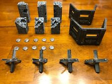 War Zone Set  28mm Miniatures Wargame 40K Warhammer Terrain Scenery Warzone D&D