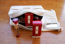 BULGARI BVLGARI Set Viaggio Donna Amenity Travel Kit EMIRATES Woman First Class