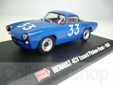 Renault 4 CV Izoard Pichon-Parat 1956 Blauw  / 1000 Miglia  1:43