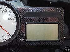 Für BMW K 1300 S K1300S Tachoblende Carbonlook Folie