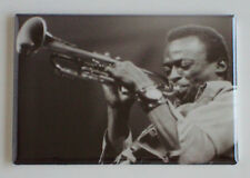 Miles Davis Fridge Magnet (2.5 x 3.5 inches) period birth of the cool jazz