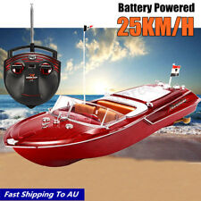 46cm Yacht 25km/h High Speed Racing RC Boat Remote Control Model Toy Kids Gift
