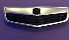 Brand NEW Acura TSX 11 12 13 14 Grille Grill Satin Finished Molding 3in one PC