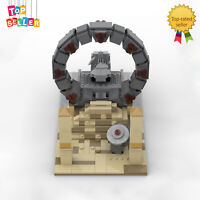 Stargate Command Model Star Interstellar Travel Building Blocks Toys MOC-27131