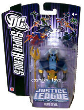 DC SUPERHEROES JUSTICE LEAGUE UNLIMITED BLUE DEVIL MOMC