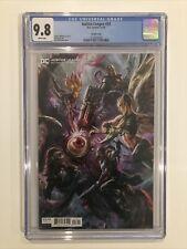 Justice League #53 CGC 9.8 Dark Nights Death Metal 2020 variant