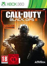 Xbox 360 Spiel Call of Duty: Black Ops 3 III NEUWARE